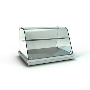 Επιτραπέζια θερμαινόμενη βιτρίνα