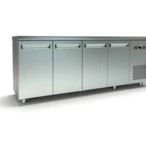 Επαγγελματικά ψυγεία κατάψυξης με πάγκο εργασίας