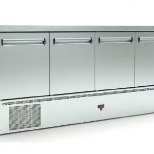Ψυγείο πάγκος με μηχανή κάτω
