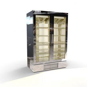 Ψυγείο θάλαμος συντήρηση self service διπλό